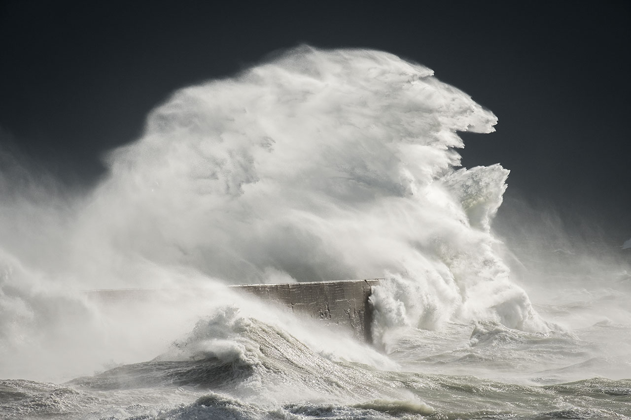newhaven storm brian white wave