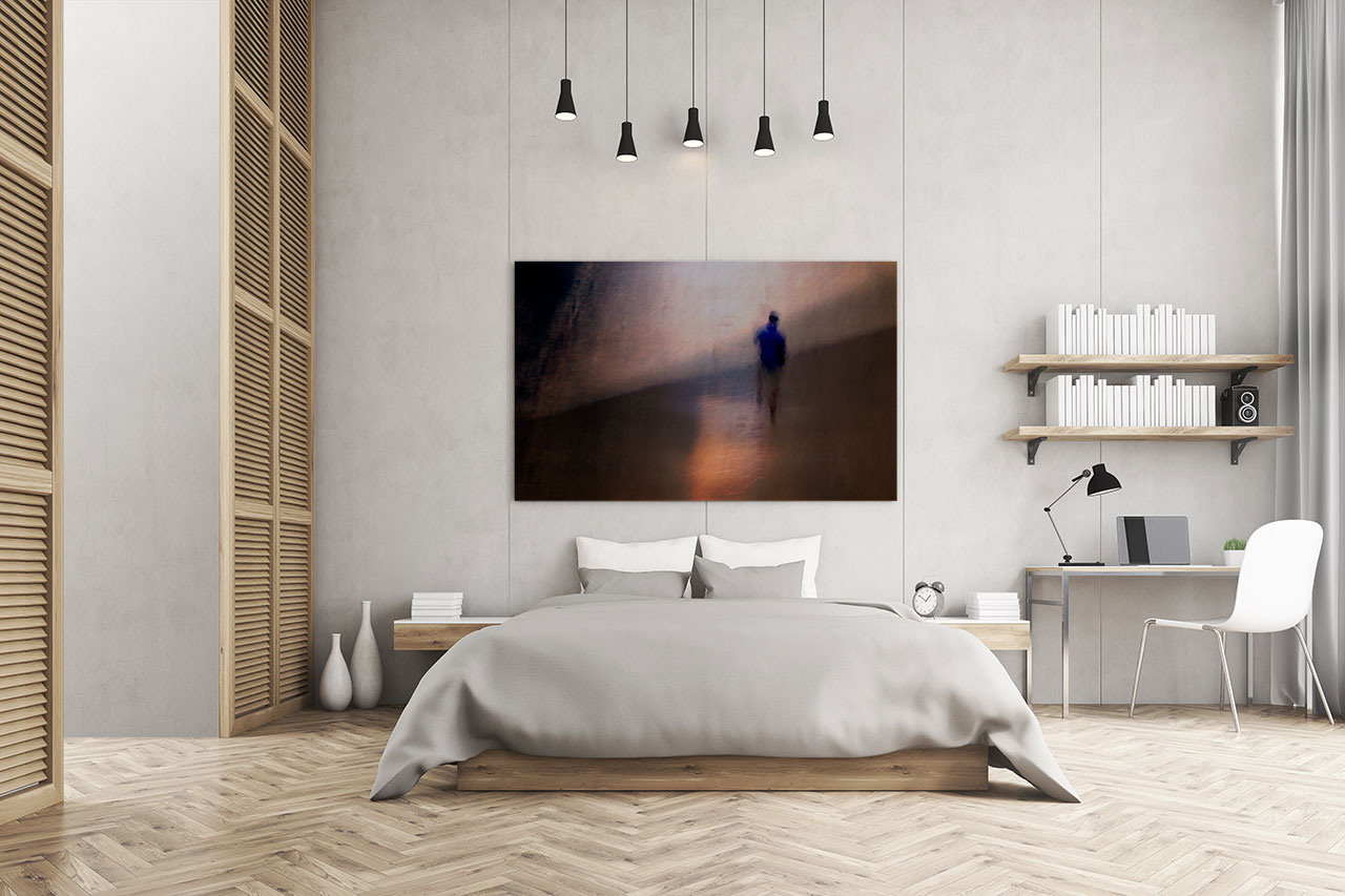 photographic print for bedroom hotel guesthouse